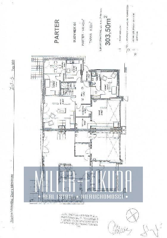 Dom do sprzedaży - Warszawa, Mokotów, Ulica Ukryta (Nieruchomość MIF09367)