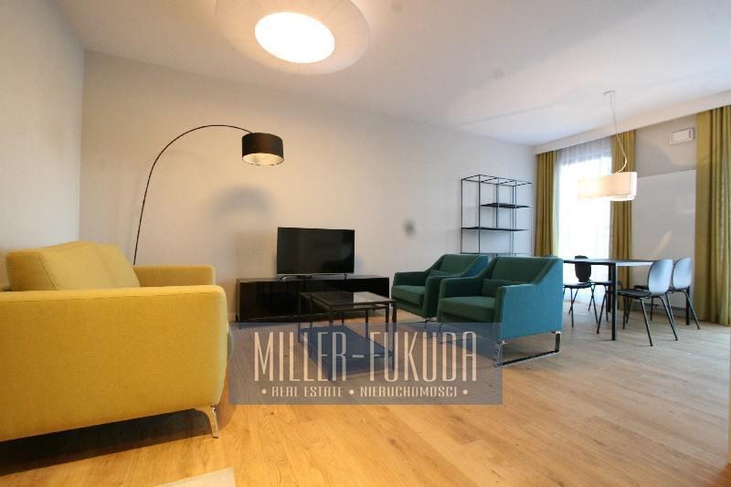 Mieszkanie do wynajmu - Warszawa, Śródmieście, Ulica Tamka (Nieruchomość MIF13355)