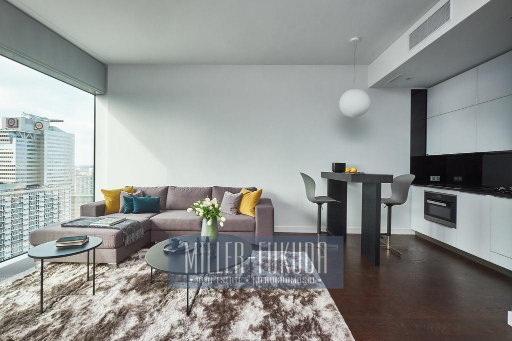 アパート - 借りる - Warszawa, Śródmieście, Twarda通り (不動産 – 物件 MIF20661)