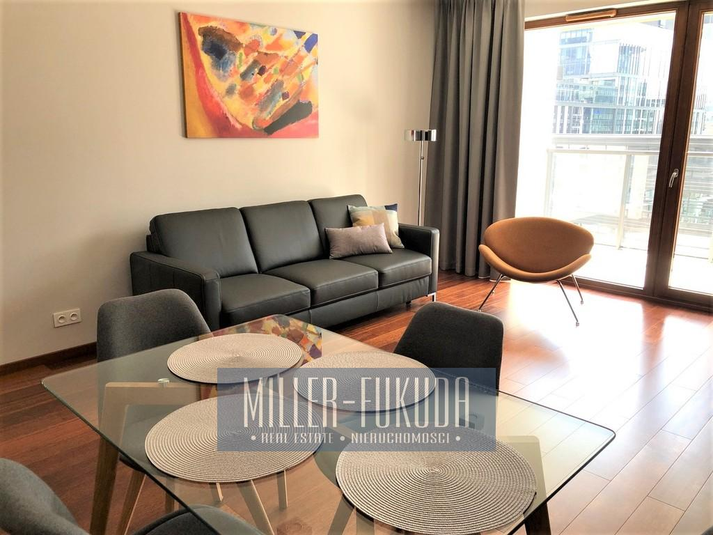Apartment for rent - Warszawa, Wola, Grzybowska Street (Real Estate MIF20808)