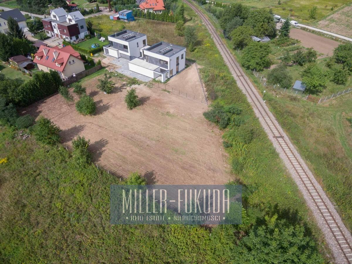 Land for sale - Warszawa, Wilanów, Calowa Street (Real Estate MIM328072)